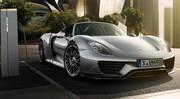 Porsche 918 Spyder : l'électro-choc de Francfort