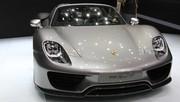Porsche 918 Spyder, la très grosse cote