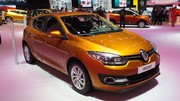 La Renault Mégane restylée en vidéo