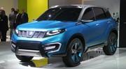 Suzuki iv4 : le nouveau visage de Suzuki