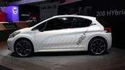 Peugeot 208 Hybrid FE : quand le futur devient réalité