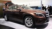 Mercedes GLA, nouvelle déclinaison de la Classe A