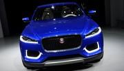 Jaguar C-X17 Concept : le crossover révolutionnaire