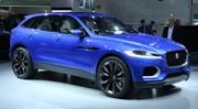 Jaguar C-X17 : Jaguar promet de révolutionner le marché avec son SUV de luxe dès 2015