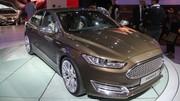 Ford Mondeo Vignale : la ligne DS de Ford
