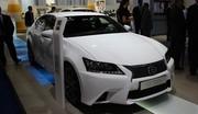 Lexus GS300h : élargissement de gamme