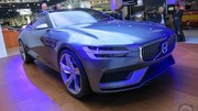 Volvo Coupé Concept 2013 : déjà en direct du Salon de Francfort !
