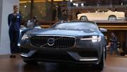 Volvo : Un nouveau design pour le Concept Coupé