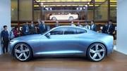 Volvo Concept Coupé : une nouvelle orientation de style