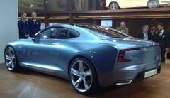 Volvo imagine un SUV à partir d'un coupé