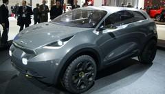 Kia Niro Concept, prémices d'un futur SUV citadin