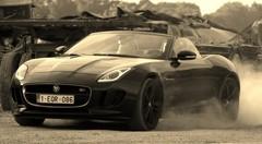 Essai Jaguar F-Type V6 S : Saveur authentique !