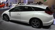 Honda Civic Tourer : une sacrée charge