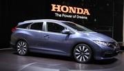 Honda Civic Tourer et premiers détails sur la Type R