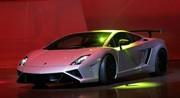 Lamborghini Gallardo Squadra Corse, taillée pour la course
