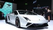 Lamborghini Gallardo LP 570-4 Squadra Corse : l'ultime Gallardo !