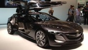Les charmes éclatants de l'Opel Monza