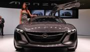 L'avenir d'Opel à travers le Monza concept