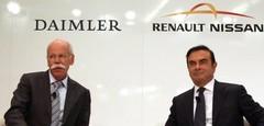 La belle entente de Daimler et Renault