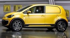 Une VW Up! électrique pour les livraisons en ville
