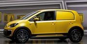 Un utilitaire électrique, la Volkswagen e-load-up!