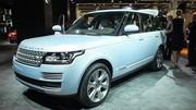 Land Rover Range Rover Hybride : un gros chameau