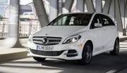 Mercedes Benz Classe B Electric Drive : c'est l'Amérique !