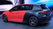 270 chevaux pour la Peugeot 308R