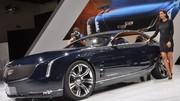 Cadillac Elmiraj Concept : Visionnaire !