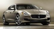 La Quattroporte de Maserati hérite d'un diesel