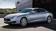 Maserati Quattroporte : arrivée d'une motorisation Diesel