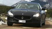 Maserati Quattroporte diesel : Fin du régime d'exception