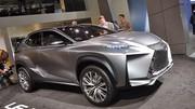 Lexus LF-NX : Ambitions affichées