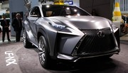 Lexus LF-NX : impressionnant prototype