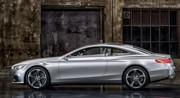 Mercedes Classe S Coupé Concept : gracieux vaisseau
