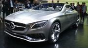 Mercedes Concept Classe S Coupé : le futur CL