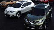Le Nissan X-Trail revient à la vie civile