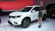 Nissan X-Trail : Le nouveau Nissan X-Trail 2014 se place dans les pas du Nissan Qashqai