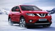 1ère mondiale pour le nouveau Nissan X-Trail