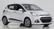 Hyundai montre son i10 nouvelle génération