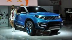 Suzuki iv4 Concept : futur Gran Vitara
