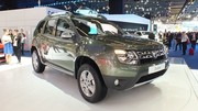 Le Dacia Duster restylé en vidéo