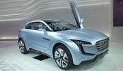 Subaru Viziv Concept : déjà vu