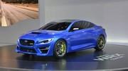 Premier salon européen pour la Subaru WRX Concept