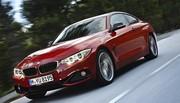 BMW Série 4, un air de famille avec la Série 3 Coupé