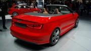 Audi A3 Cabriolet, place au confort
