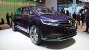 Renault Concept Initiale Paris : c'est l'Espace du futur