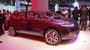 Live Renault Initiale Paris Concept