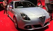 Alfa Romeo Giulietta restylée