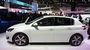 Peugeot 308 : La nouvelle 308 à Francfort